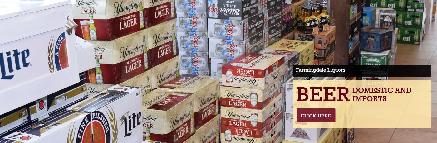 Farmingdale Liquors - Beer
