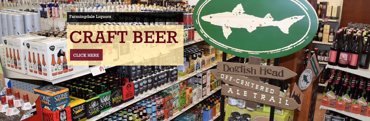 Farmingdale Liquors - Craft Beer
