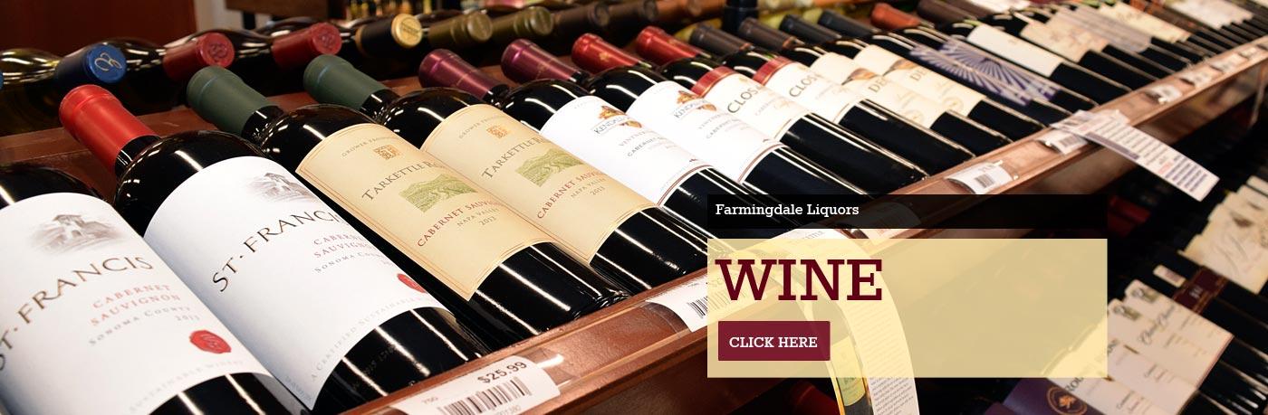 Farmingdale Liquors - Wines